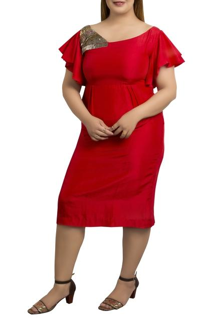 Latest Collection of Dresses by Half Full Curve