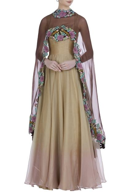 Latest Collection of Gowns by Incheetape
