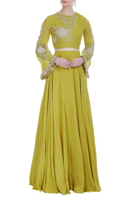 Latest Collection of Lehengas by Bhumika Sharma