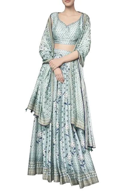 Latest Collection of Lehengas by Anita Dongre