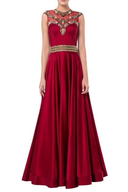 Latest Collection of Gowns by ROCKY STAR