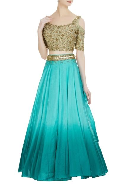 Latest Collection of Lehengas by Neha Mehta Couture