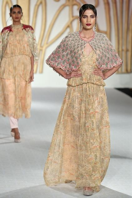 Latest Collection of Capes by Varun Bahl