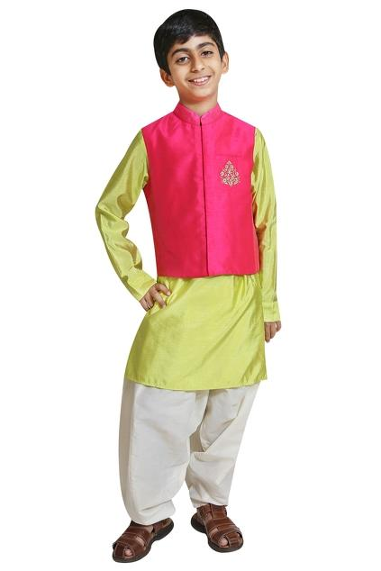 Latest Collection of Boys by Chiquitita kids couture by Payal Bahl