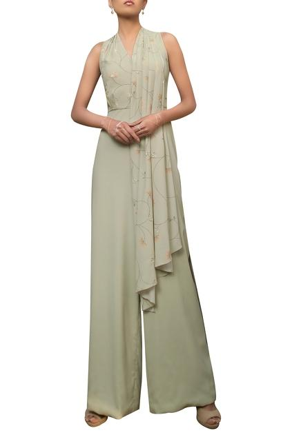 Latest Collection of Jumpsuits by Sana Barreja