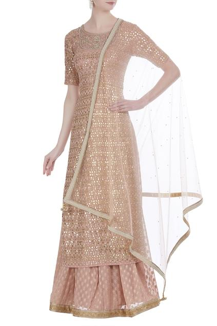 Latest Collection of Lehengas by Kritika Dawar