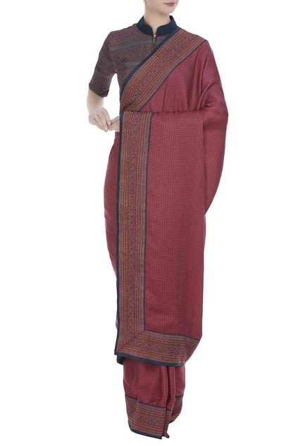 Latest Collection of Saris by Shruti Sancheti