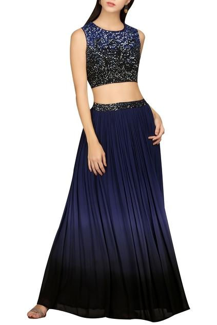 Latest Collection of Lehengas by Vaarha