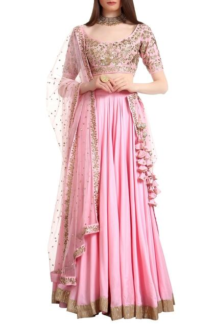 Latest Collection of Lehengas by Ranian