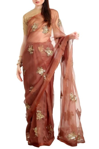 Latest Collection of Saris by Ranian