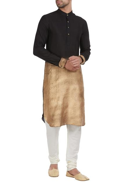 Latest Collection of Kurtas by Diya Rajvvir - Men