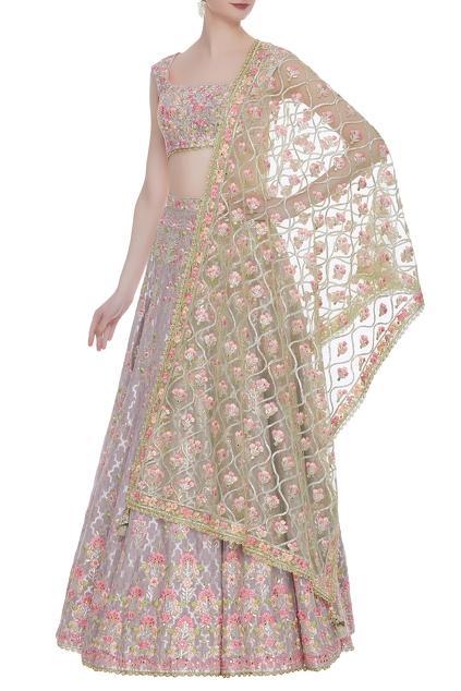 Latest Collection of Lehengas by Tamanna Punjabi Kapoor