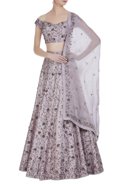 Latest Collection of Lehengas by Pooja Peshoria