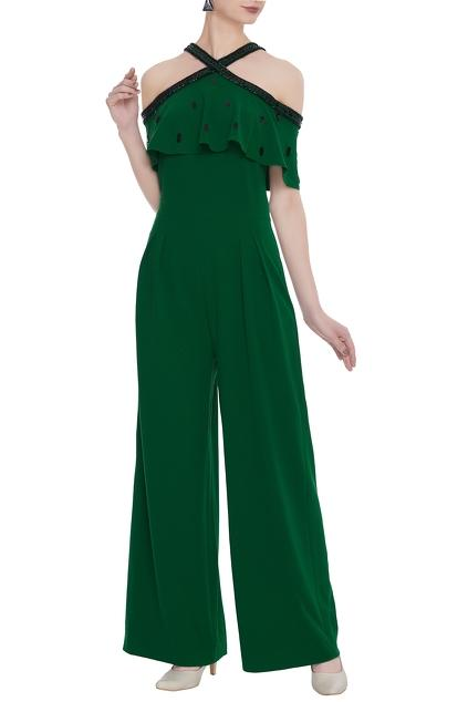 Latest Collection of Jumpsuits by Kresha Lulla