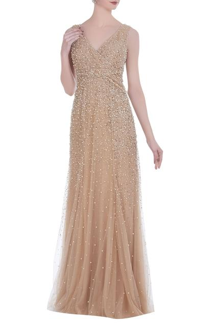 Latest Collection of Gowns by Sharnita Nandwana