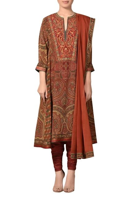 Latest Collection of Kurta Sets by Ritu Kumar