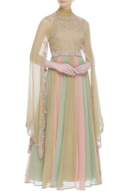Latest Collection of Gowns by Kavita Bhartia