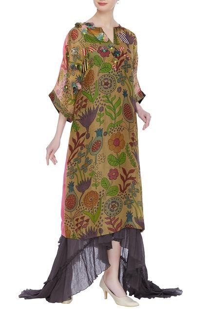 Latest Collection of Tunics & Kurtis by Divya Sheth