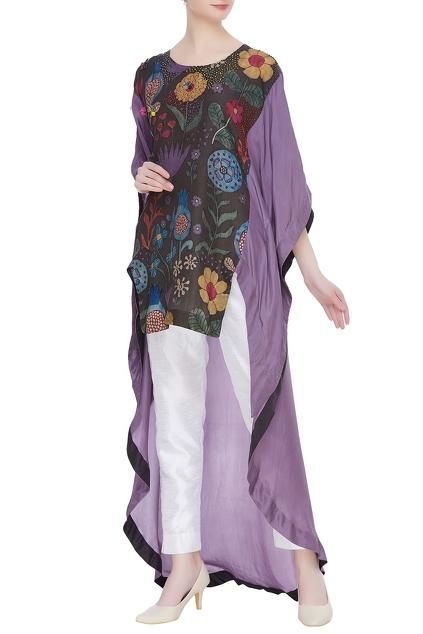 Latest Collection of Kaftans by Divya Sheth