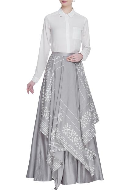 Latest Collection of Skirts by Ridhi Mehra