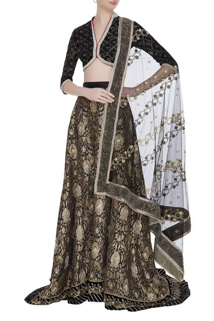 Latest Collection of Lehengas by House of Kotwara
