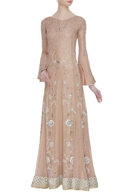 Latest Collection of Gowns by House of Kotwara