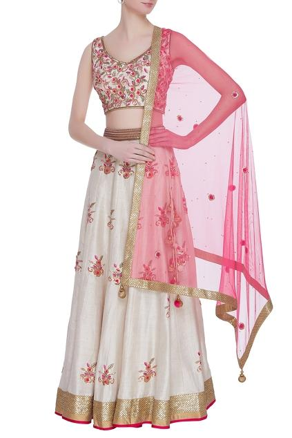 Latest Collection of Lehengas by Shiba Mir