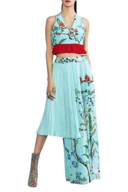 Latest Collection of Skirts by Limerick by Abirr N' Nanki