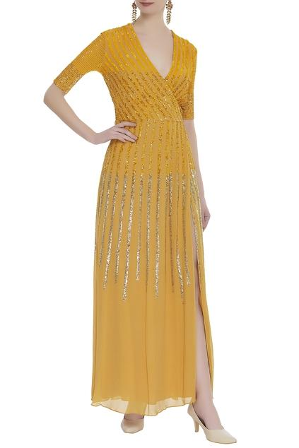 Latest Collection of Gowns by Huemn