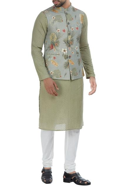 Latest Collection of Nehru Jackets by Chatenya Mittal
