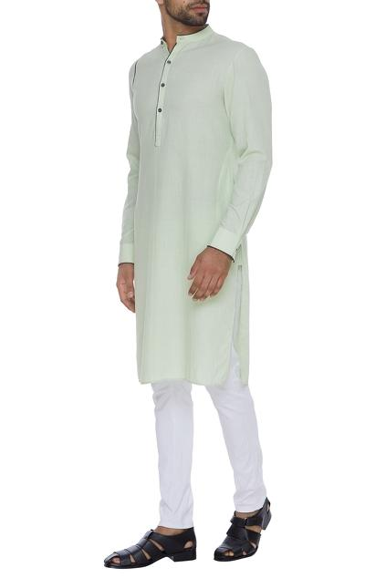 Latest Collection of Kurtas by Dev R Nil - Men