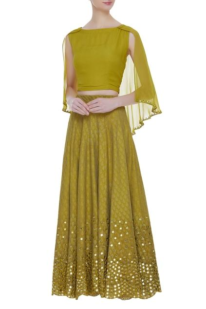 Latest Collection of Lehengas by Heena Kochhar