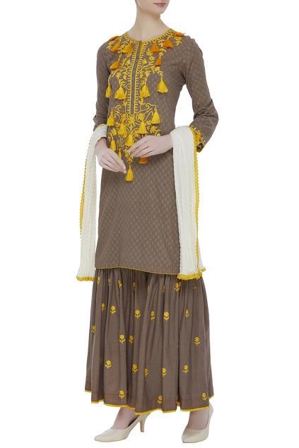 Latest Collection of Kurta Sets by Heena Kochhar