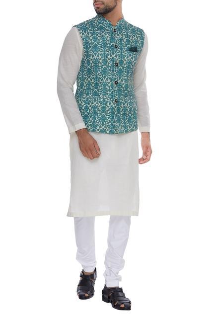 Latest Collection of Nehru Jackets by NAUTANKY - Men