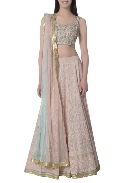 Latest Collection of Lehengas by Bhumika Grover