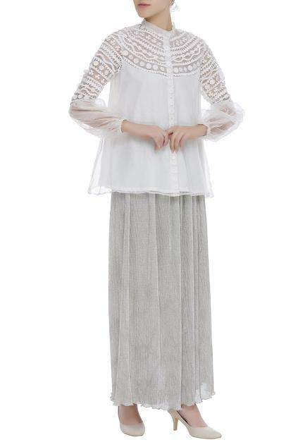 Latest Collection of Tops by Vidhi Wadhwani