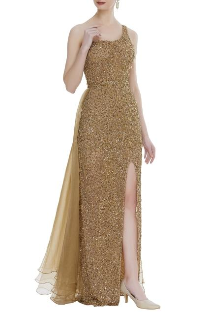 Latest Collection of Gowns by Arpan Vohra