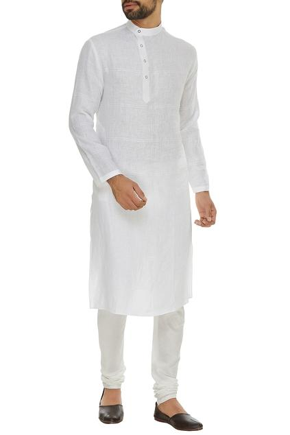 Latest Collection of Kurtas by Paresh Lamba