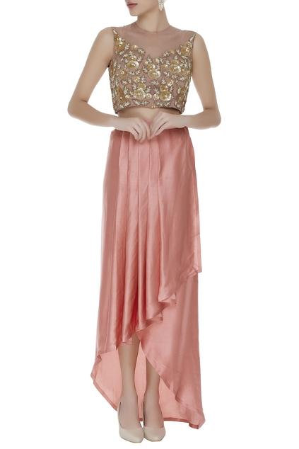Latest Collection of Skirts by Archana Rao