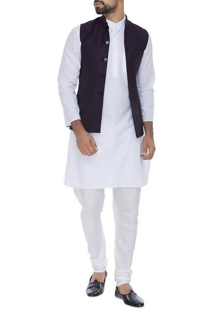 Latest Collection of Nehru Jackets by SS HOMME- Sarah & Sandeep