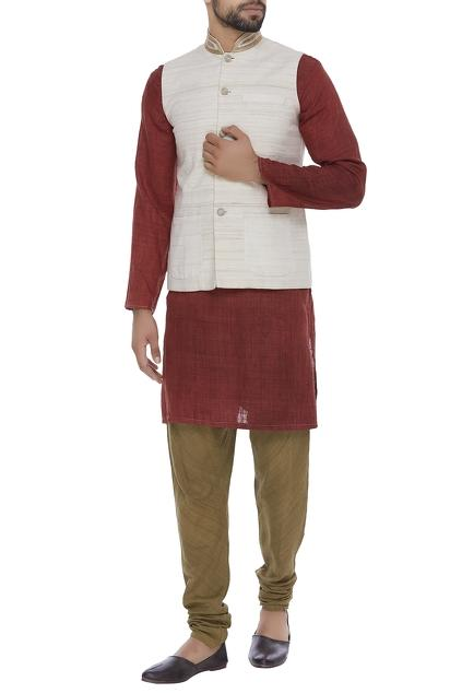 Latest Collection of Nehru Jackets by Bhusattva