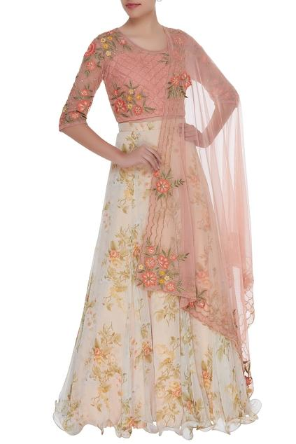 Latest Collection of Lehengas by Swapan & Seema