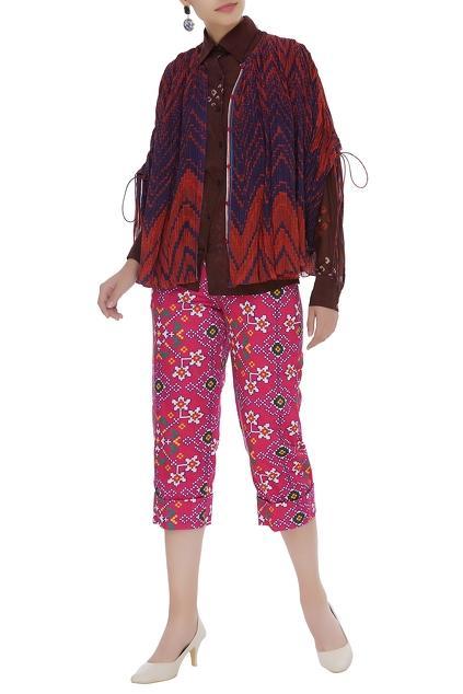 Latest Collection of Pant Sets by Saaksha & Kinni