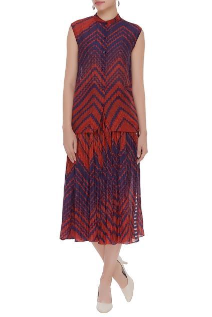 Latest Collection of Skirt Sets by Saaksha & Kinni