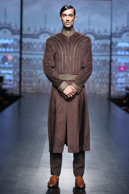 Latest Collection of Sherwanis by Rohit Kamra