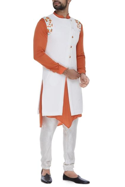Latest Collection of Nehru Jackets by SOL by Piyush Dedhia