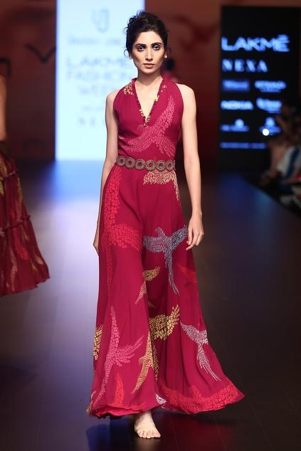 Latest Collection of Jumpsuits by Urvashi Joneja