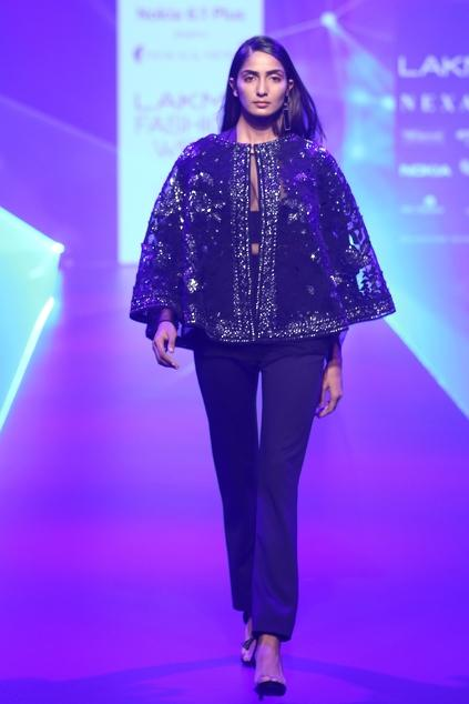 Latest Collection of Capes by Pankaj & Nidhi