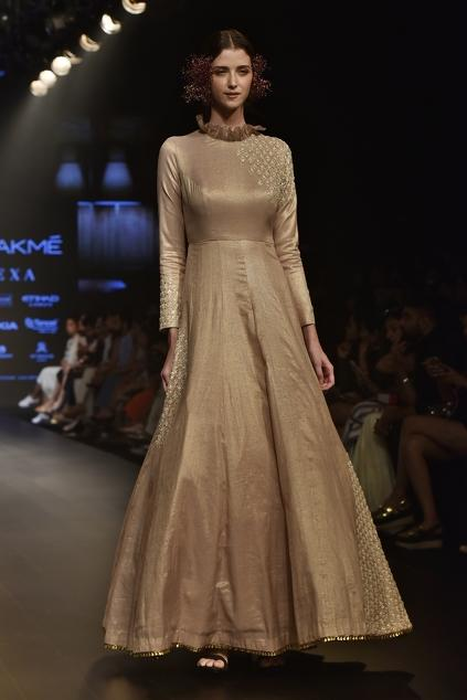Latest Collection of Gowns by SVA - Sonam and Paras Modi