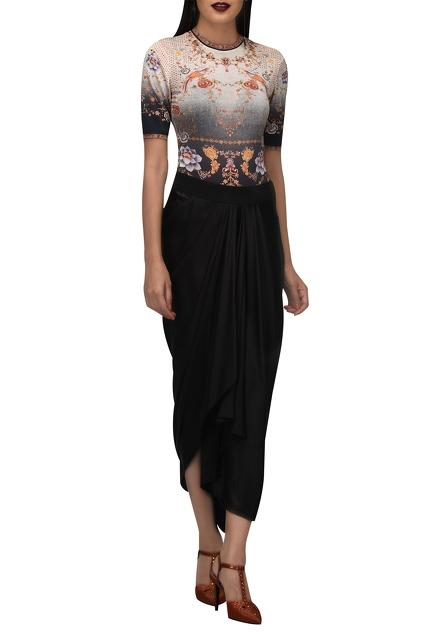 Latest Collection of Tops by TARUN TAHILIANI
